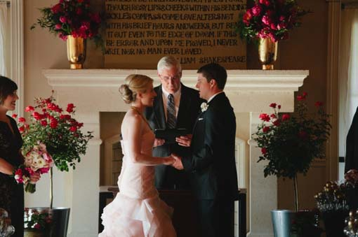 Things To Consider When Planning A Home Wedding
