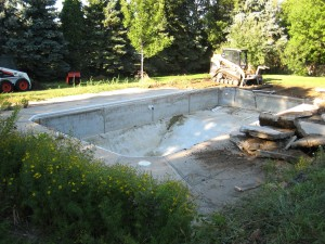 Pool Removal 09